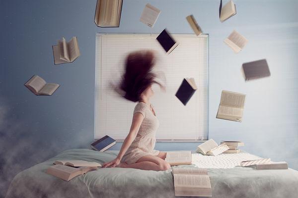 学习压力大,非常焦虑