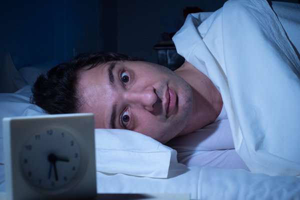 我的睡眠受很多因素影响